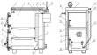 Твердотопливный котел с варочной поверхностью Корди АКТВ - 10 , 10кВт. 2