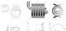 Булерьян «VESUVI» classic «05», 40 кВт - 1200 м3 4