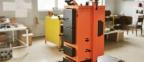 Твердотопливный котел длительного горения DTM Turbo 40 кВт 2