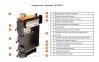 Твердотопливный котел длительного горения DTM Turbo 40 кВт 5