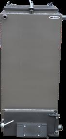 Шахтный котел Bizon FS - 20 кВт. Увеличенный бункер!