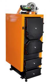 Твердотопливный котел длительного горения DTM Turbo 40 кВт