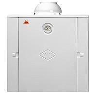 Газовый котел Гелиос АОГВ 10Д. Дымоходный правый\левый