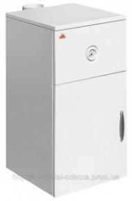 Газовый котел Гелиос АОГВ 16Д Люкс. Универсального подключения
