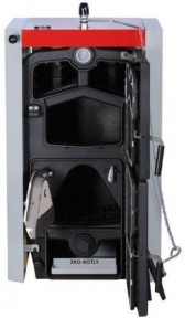 Твердотопливный котел Viadrus Herkules U 22 C. Мощность 17,7 кВт / 3 секции