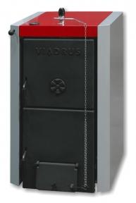 Твердотопливный котел Viadrus Herkules U 22 C. Мощность 52,3 кВт / 9 секции