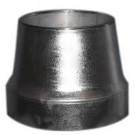 Конус утепленный нерж/оц Fire Work толщина 0.6 мм