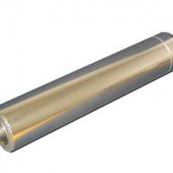 Труба оцинкованная термо 1 м Fire Work толщина 0.6 мм