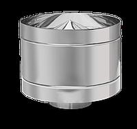 Переход нерж Версия Люкс толщина 0.8 мм D 100-300 мм
