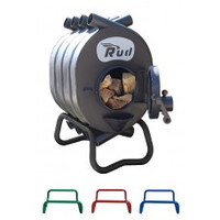 Булерьян Rud Maxi - печь отопительная конвекционная мощность 7 кВт. Объем до 125м3 - тип 00