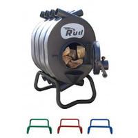 Булерьян Rud Maxi - печь отопительная конвекционная мощность 44 кВт. Объем до 1250м3 - тип 04