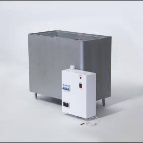Электрокаменка для саун с электронным блоком управления 12 кВт