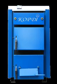 Твердотопливный котел Корди АОТВ - 20 СТ, 20 кВт. Сталь 6 мм