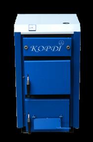 Твердотопливный котел Корди АОТВ - 26 СТ, 26 кВт. Сталь 6 мм