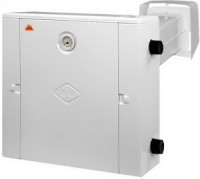 Газовый котел Гелиос АКГВ 7.4 левый. Парапетный энергонезависимый двухконтурный