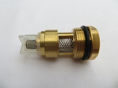 Фильтр и устройство вентури в сборе Baxi ECO, LUNA, ENERGY  код: 607240