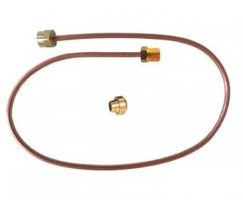 Импульсная трубка  Рывне Терм ф4 L=1400мм