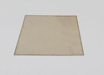 Слюда  квадратна Рывне Терм  для котла, конвектора ДАНКО 50х50мм