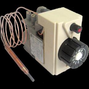 Газовый клапан 630 EUROSIT.мощностью до 10- 24 КВт  Код: 0.630.802
