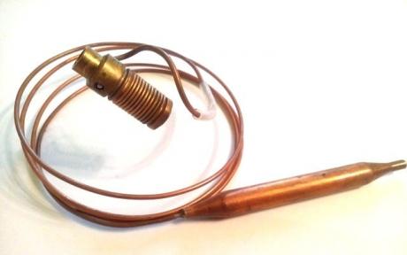 Термобалон, термодатчик (сильфон) к газовому  клапану Honeywell