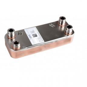 Теплообменник Vaillant ATMOmax, TURBOmax Pro/Plus 12 пластин  Код:065131
