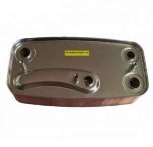 Теплообменник вторичный, пластинчатый  ГВС SIME FORMAT.ZIP 18 пластин  код:6281535