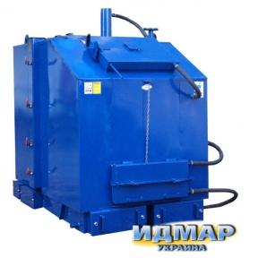 Котел на твердом топливе большой мощности Идмар KW-GSN 1140 кВт