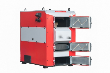 Котел твердотопливный TatraMet TatraMax 75 кВт