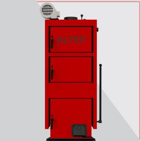 Твердотопливный котел длительного горения Альтеп КТ-1Е-N 15 кВт