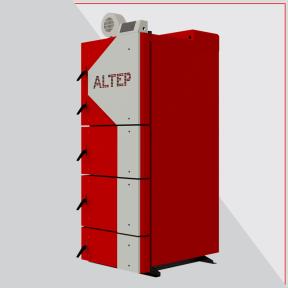 Твердотопливный котел длительного горения Альтеп КТ-2Е-N 15 кВт