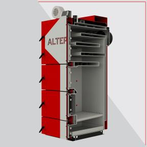 Твердотопливный котел длительного горения Альтеп КТ-2Е-N 40 кВт