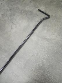 Кочерга из стали для котла 0,8 м