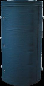 Аккумулирующая ёмкость - теплоаккумулятор Корди АЄ-7-2ТІ (700 л)