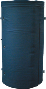 Аккумулирующая ёмкость - теплоаккумулятор Корди АЄ-15І (1500 л)