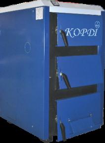 Твердотопливный котел КОРДИ АОТВ - 16-20Е (4ММ) - увеличенная топка