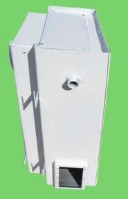 Теплообменник двухконтурного газового котла Dani АКГВ 12