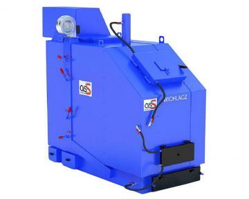 Твердотопливный котел длительного горения Wichlacz KW-GSN 800 кВт (Украина)