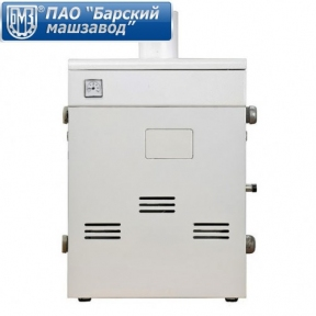 Газовый дымоходный котел ТермоБар КСГ-10 ДS (двухконтурный)