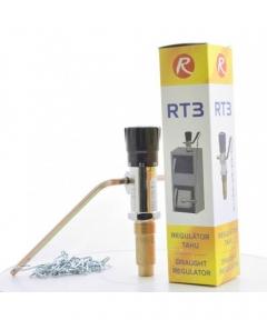 Механический регулятор тяги Regulus RT3. Цена актуальна! Чехия!