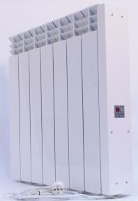 Электрорадиатор Эра 5 секции 650 Вт-10 м²