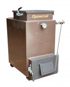 Шахтный котел Прометей - 20 кВт. Длительного горения!