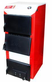 Твердотопливный котел Маяк АОТ-12 кВт STANDART PLUS