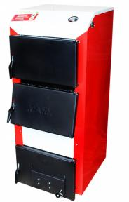 Твердотопливный котел Маяк АОТ-14 кВт STANDART PLUS