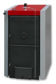 Твердотопливный котел Viadrus Herkules U 22 C. Мощность 34,9 кВт / 6 секции