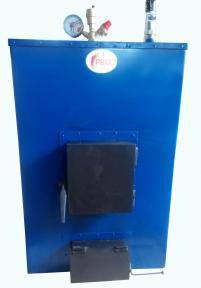 Пиролизный котел длительного горения ПРО-М 65 кВт